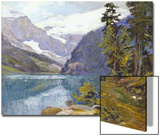 Lake Louise, British Columbia Art by Edward Henry Potthast