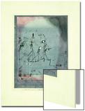 Twittering Machine Kunst von Paul Klee