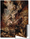 The Fall of the Damned Prints by Peter Paul Rubens