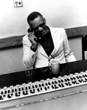 Ray Charles Photo by  Globe Photos LLC