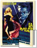 "The Sweet Life, 1960 ""La Dolce Vita"" Directed by Federico Fellini Kunst"