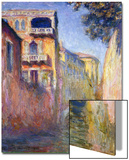 Le Rio de La Salute, 1908 Prints by Claude Monet
