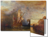 Ulysses Deriding Polyphemus, 1829 Prints by Joseph Mallord William Turner