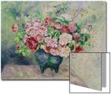 A Bouquet of Flowers Kunstdrucke von Pierre-Auguste Renoir