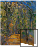 Bend in the Forest Road, 1902-1906 Stampe di Paul Cézanne