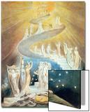 Jakobsleiter Kunstdrucke von William Blake