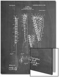 Lacrosse Stick Patent Art