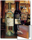 A Reflection of Wine II Prints by Marilyn Hageman