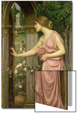 Psyche Entering Cupid's Garden, 1903 Posters by John William Waterhouse