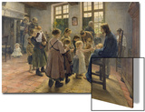 Let the Children Come to Me, 1884 Prints by Fritz von Uhde