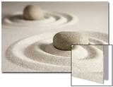Zen Stones Poster by  og-vision