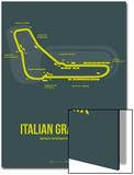 Italian Grand Prix 2 Prints by  NaxArt