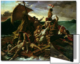 The Raft of the Medusa Poster by Théodore Géricault