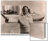 Jackie Gleason in Miami Beach Posters