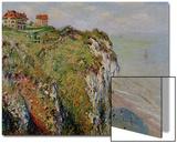 Cliff at Dieppe, 1882 Prints by Claude Monet