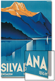 Poster for Silvaplana Prints