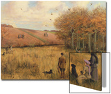 Pheasant Shooting Prints by Christopher William Strange