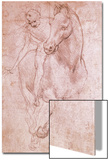 Horse and Rider Prints by  Leonardo da Vinci