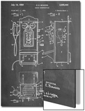 1950's Telephone Patent Prints