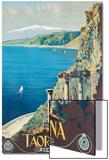Taormina, 1927 Prints by Mario Borgoni