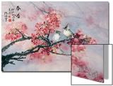 Spring Full of Fragrance Print by Haizann Chen