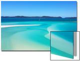 Whitehaven Beach Whitsundays Prints by  SLRPhotography
