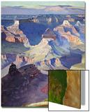 Grand Canyon Print by Gunnar Widforss
