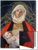 Madonna and Child, 1907-08 Prints by Marianne Stokes