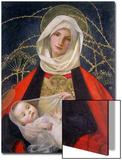 Madonna and Child, 1907-08 Láminas por Marianne Stokes