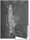 M-16 Rifle Patent Prints