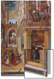 The Annunciation with St. Emidius, 1486 Prints by Carlo Crivelli
