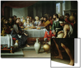 The Marriage Feast at Cana, C.1665-75 Art by Bartolome Esteban Murillo