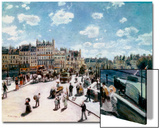 The Pont Neuf, Paris Prints by Pierre-Auguste Renoir
