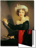 Self Portrait Kunstdrucke von Elisabeth Louise Vigee-LeBrun