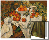 Apples and Oranges Poster by Paul Cézanne