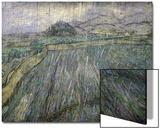 The Storm Print by Vincent van Gogh