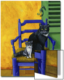 Cats of Provence (Chats de Provence) Prints by Isy Ochoa
