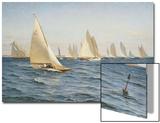 The Race Art by Axel Johansen