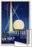World's Fair: Poster for New York World's Fair 1939, National Museum of American History Póster
