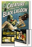 Creature from the Black Lagoon, 1954 Art