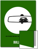 Bullitt Poster 2 Print by Anna Malkin