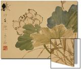 Lotus Posters by Xu Gu