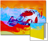 Porsche 917 Martini and Rossi Art by  NaxArt
