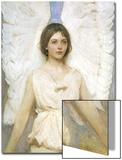 Angel, 1889 Prints by Abbott Handerson Thayer