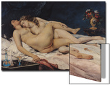 Le Sommeil, 1866 Prints by Gustave Courbet