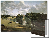 English School. Wivenhoe Park, Essex Print by John Constable