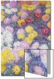 Chrysanthemums, 1897 Posters by Claude Monet