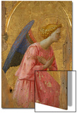 Angel of the Annunciation (Fragment) Posters by  Fra Angelico