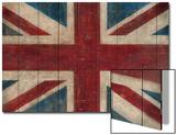 Union Jack Art by Avery Tillmon