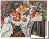 Apples and Oranges, 1895-1900 Posters by Paul Cézanne